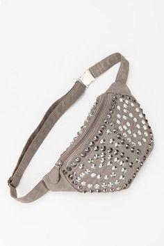 Ecote Studded Fanny Pack  #UrbanOutfitters #UOxWEALLSHINE #Coachella2013
