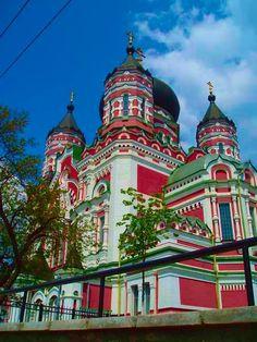 Roundabout monasteries of Kiev, Urkaine