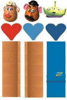 Mr potato head preschool ideas on Pinterest | Potato Heads ...