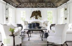 Interior designer Nancy Braithwaite- At Home in Atlanta, Veranda's Sept/Oct issue
