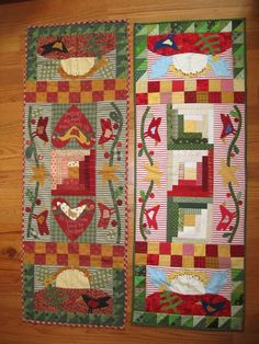 A Table for YOU Silver Thimble Quilt Co.   Pat Wys and BJ Laird   www.silverthimblequilt.com