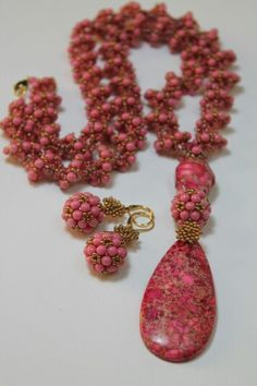 Beaded set by NFR