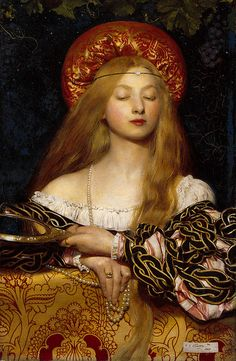 Frank Cadogan Cowper - Vanity by deflam, via Flickr