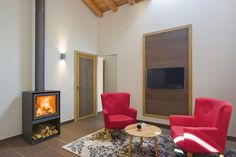 Stûv 16-H (Chamonix), architecte : Renaud Chevalier, photo : Laurent Brandajs