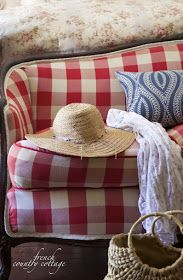 FRENCH COUNTRY COTTAGE: French Country~ Summertime Blues