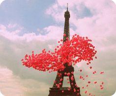 Paris...Paris...Paris, where I would love to visit!