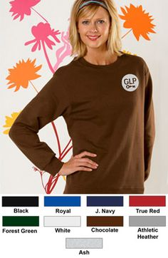 #fruitoftheloom #best #5050 #crewneck #corporate #sweatshirts $16.29   Features: 50% cotton, 50% polyester; 1-piece seamed ribbed collar, cuffs and bottom band with spandex; tagless; 8-ounce.  http://ezcorporateclothing.com/custom/106-Crewneck-Sweatshirts/876-Fruit-Of-The-Loom-Best-5050-Crewneck/