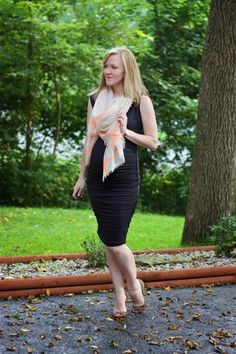 Work it: Workin' this dress again - Maternity Style