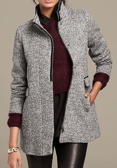 mixed media coat  http://rstyle.me/n/p59cepdpe