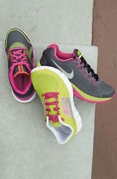 Reebok 'Ziglite Electrify Athletic' Running Shoe, Nike 'Lunarglide 4', & 'Free Run 3' Sneaker #Nordstrom