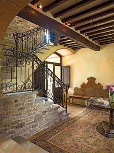 The Enchanted Home: Tuscan decor