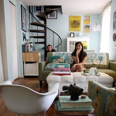 Small Spaces, NYC Style: 10 Homes Under 600 Square Feet