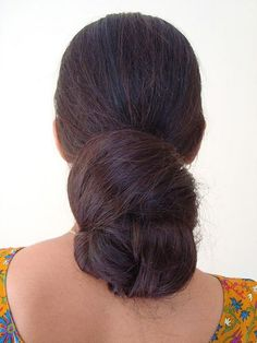 Buns for Long Hairstyles 2012-2013 (Pictures) (5)