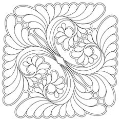 quilt stencil, pattern, color, english cottag, feather