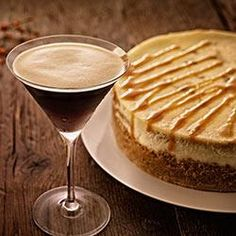 "Kahlua® Pumpkin Cheesecake | ""I was so excited to see Kahlua recipes on the site. I made this for my office party. I did add in a bit more Kahlua. Everyone LOVED it. Will definitely make it for the holiday for my family."""