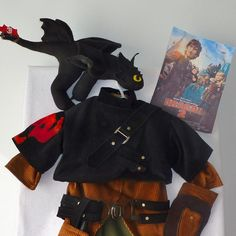 How To Train Your Dragon 2 Dragon Rider Hobbit by TwinsFromOz