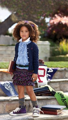 Ralph Lauren Childrenswear Fall 2012