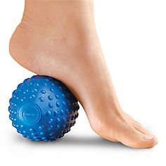 Hot/cold foot massager...WANT!!