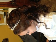 Communion hair