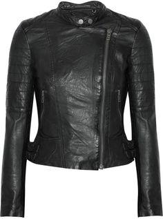 Muu Baa Muubaa Abila quilted leather jacket on shopstyle.com