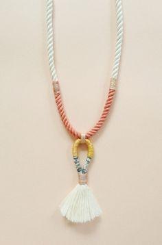 No. 7 Necklace