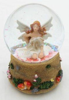 Musical Snow globe - Fairy