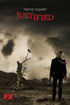 Justified -- Raylan don't give a damn... He just follows the rules he chooses too.