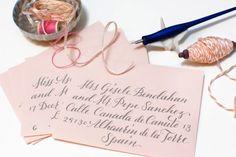 Calligraphy Inspiration: Plurabelle Calligraphy