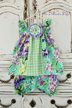 BlissIn PurpleIts a Bows LifeComes in sizes12 by ItsaBowsLife, $39.50