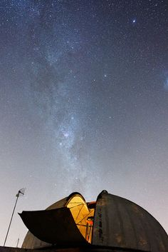 The Dome and the Milky Way   Flickr - Luis Argerich