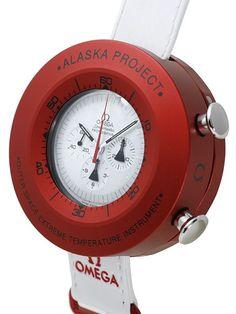Omega Speedmaster Alaska Project