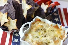 4th of July Appetizer Recipe: Chips
