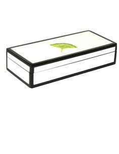 Interior design gift boxes hollywood interior makeup box white