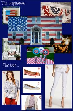 Liminas Magazine - Friday Fashion: Happy 4th of July {Weekend}!