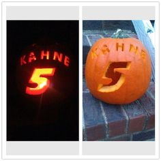 WEEK 2 (Oct. 19, 2012): Congratulations to Ashley Pugh for being this week's winner in our Pumpkin Decorating Contest. She won a special Hendrick Motorsports 200th NASCAR Cup win poster and a Kasey Kahne t-shirt.