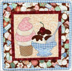 August Ice Cream