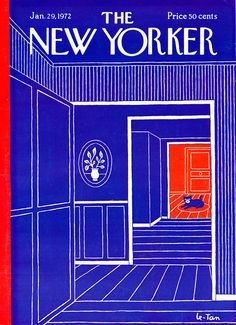 I <3 The New Yorker covers!