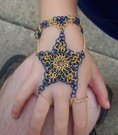 star chainmaille
