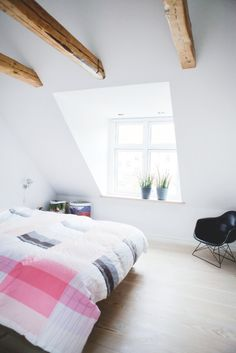 The bright home of architect and designer Anne Boysen Lorenzen 3