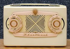 love the old radios