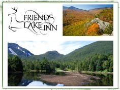 Some of the best hikes in the area are on the 46 mountain peaks in the Adirondacks and the Lake George area. #adirondackshiking