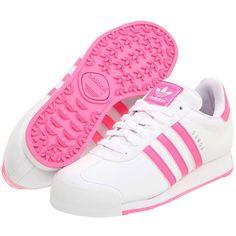 Womens adidas Samoa Athletic Shoe, Pink Pink | Journeys Shoes