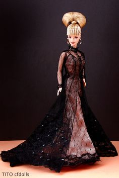 Barbie Nolan Miller Sheer Illusion
