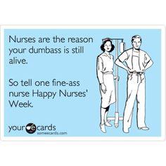 It's Nurses Week!!! Thank a Nurse!