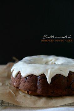 Butterscotch Pumpkin Bundt Cake by Nutmeg Nanny