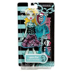 Monster High Fashion Doll Clothing Outfit - Lagoona Blue