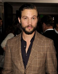 logan marshall-green. This needs to be on me.