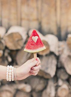 love this watermelon pop!