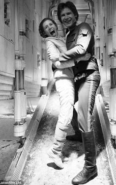 :D. / Star Wars behind the scenes