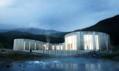 Torngasok Cultural Centre by Todd Saunders